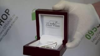 Зажим для галстука Gran Carro GC7434000 видео обзор