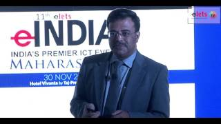 eINDIA 2015 - Ensuring Physical & Cyber Security for Safe Cities