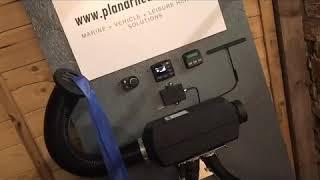 PU-27 controller Planar heaters