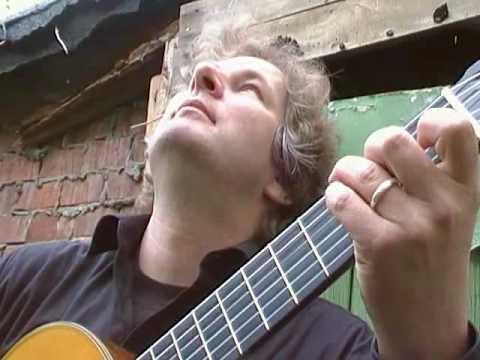 Thorn Birds Main Theme (Dornenvögel) Acoustic Guitar
