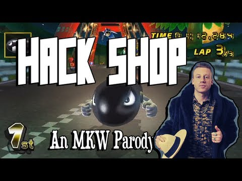 Hack Shop ~ An MKW Parody Of Thrift Shop By Macklemore