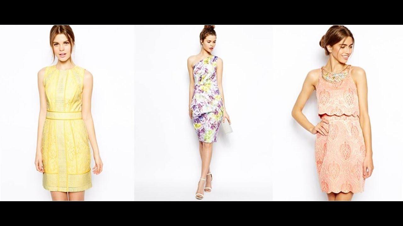 Semi Formal Dresses for Attending a Wedding