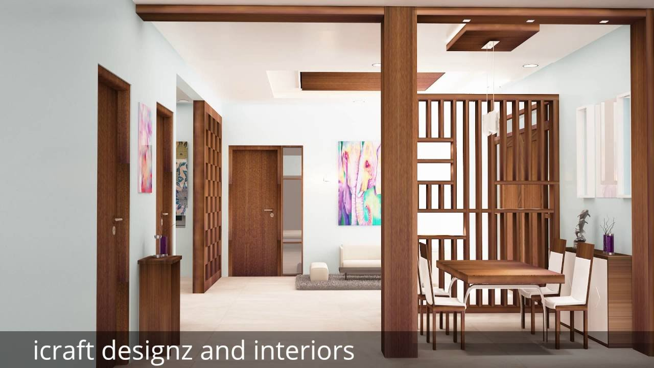 Villa Interior Designer In Hyderabad YouTube