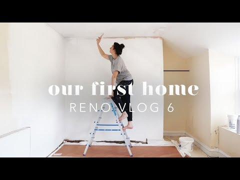 BUYING AND RENOVATING OUR FIRST HOME | RENO VLOG 6