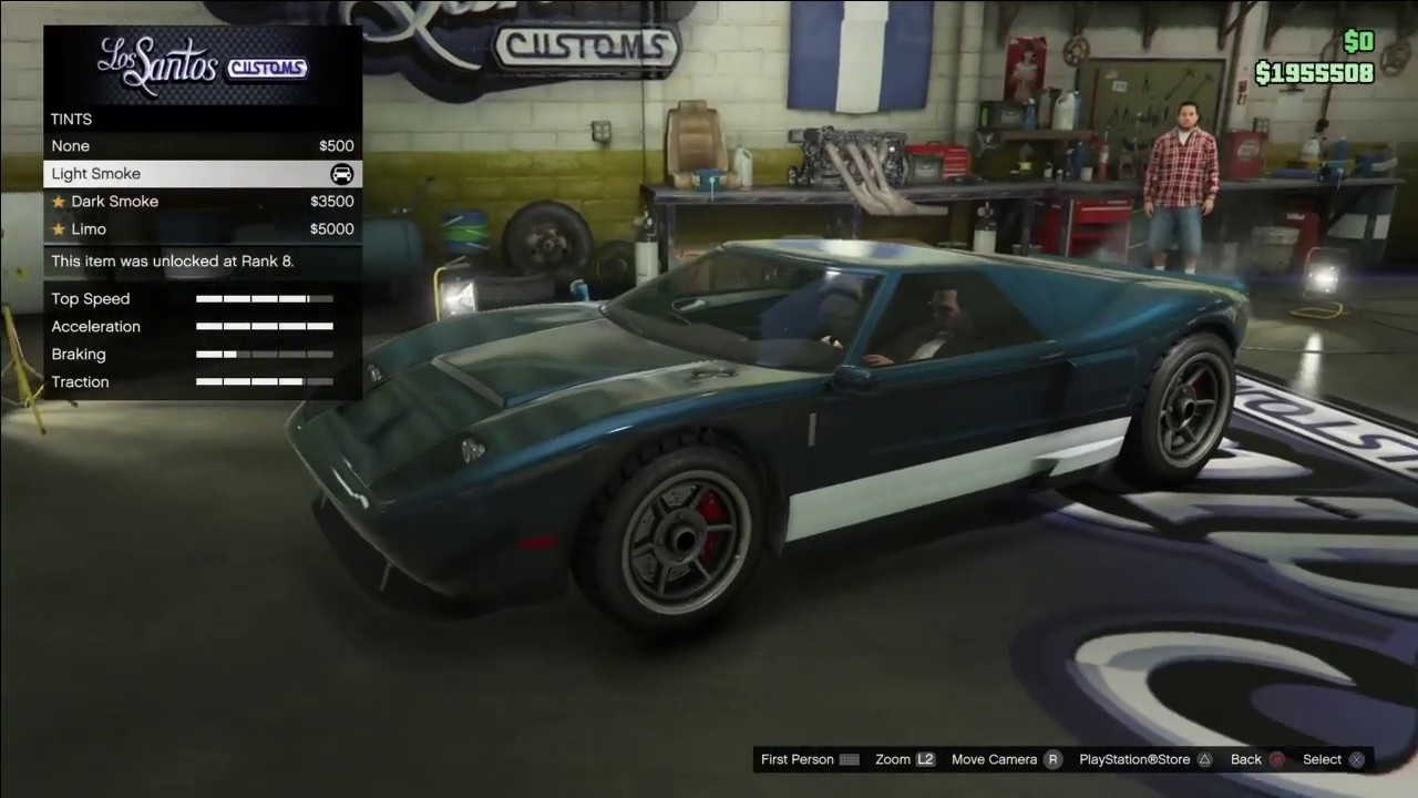 gta 5 fast and furious 5 ford gt 40 build