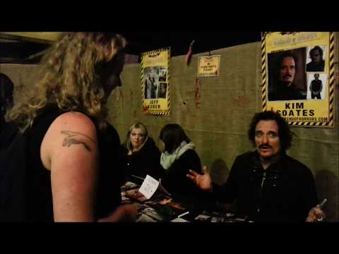 Meeting Kim Coates Sons of Anarchy autograph.