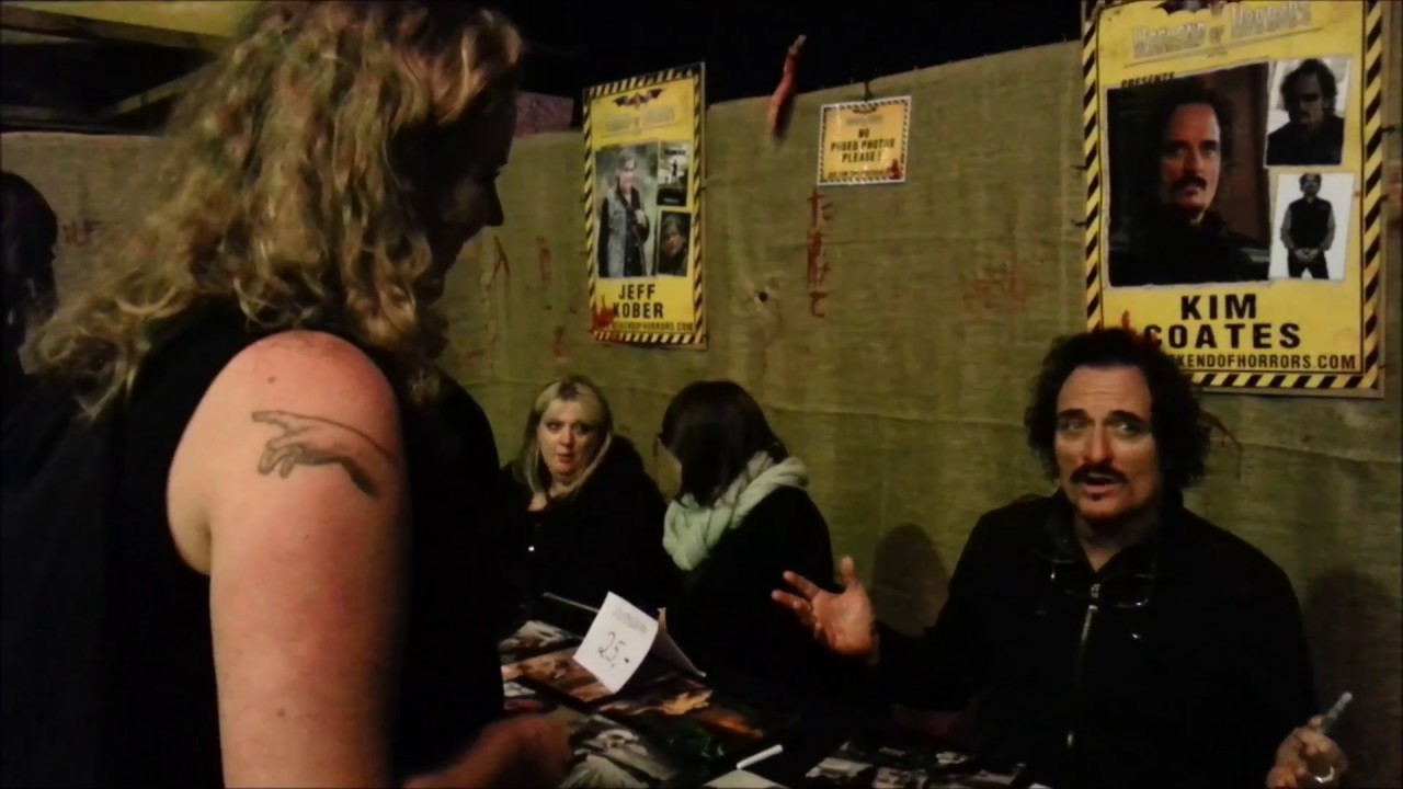 Meeting kim coates sons of anarchy autograph youtube meeting kim coates sons of anarchy autograph kristyandbryce Choice Image