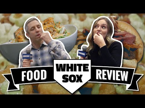 Chicago White Sox - Food Preview 2019