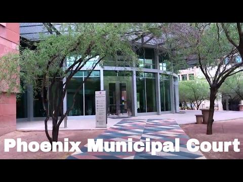 Phoenix Municipal Courthouse