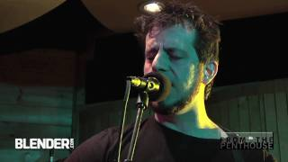 Sean Rowe - Flying - Live at Tainted Blue Studios
