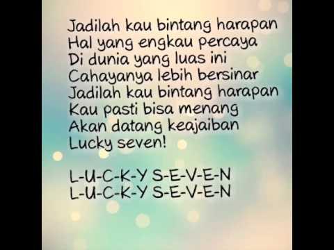 JKT48 Lucky Seven Lyric