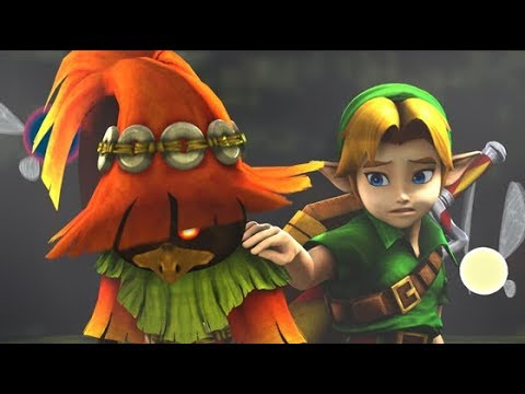 Behind the Mask - A Zelda Animation