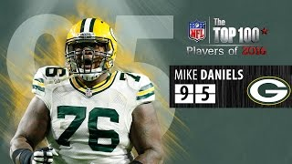 #95: Mike Daniels (DT, Packers) | Top 100 NFL Players of 2016