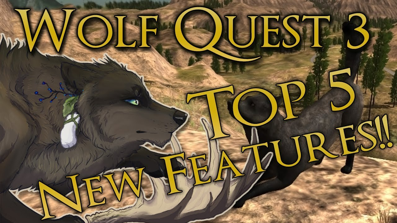 Free Wolf Quest