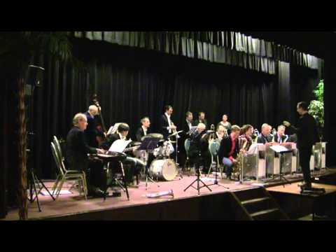 Foot Path Cafe by Basement BigBand