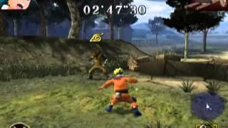 Naruto: Uzumaki Chronicles (PS2) - Part 2