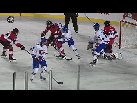 12/16/17: Canadiens 0 at Senators 3 F