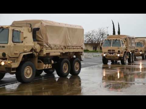California National Guard assists with February Flooding