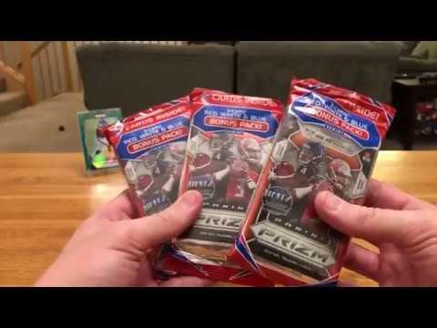 Chasing Mahomes - 2017 Prizm Hanger Packs Part 4