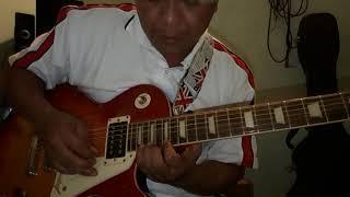 Hướng dẫn guitar solo hạnh phúc bắt đầu pt.2