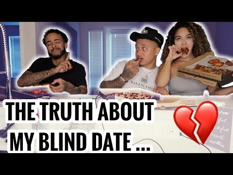 THE TRUTH ABOUT MY BLIND DATE ... *EXPOSED* from YouTube · Duration:  21 minutes 41 seconds