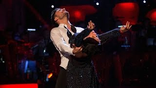 Georgia May Foote & Giovanni Pernice Rumba to 'Writing's On The Wall' - Strictly Come Dancing: 2015