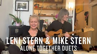 Leni and Mike Stern: Alone Together Duets | JAZZ NIGHT IN AMERICA