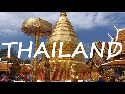 How to Travel Thailand SUPER CHEAP!! A Day in Chiang Mai