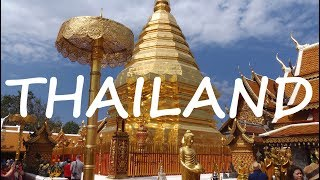 How to Travel Thailand SUPER CHEAP!! & Tour of Chiang Mai