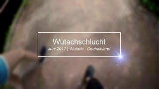 Meine Reise zur Wutachschlucht | Wutach - Deutschland | Juni 2017