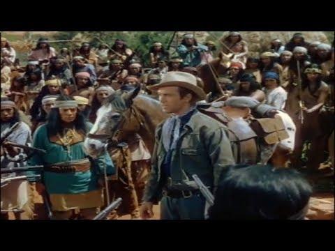 Фильм Друг Апачей вестерн про индейцев