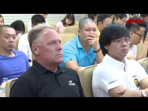 HOP BAO GIAI TPBANK WORLD AMATEUR GOLFERS CHAMPIONSHIP 2016