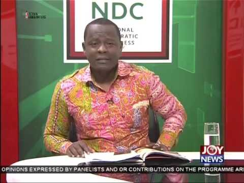 Prez. Mahama Tours Greater Accra - Majority Caucus on Joy News(12-10-16)