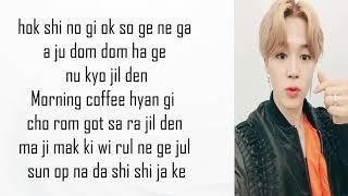 Bts - Perfect Man (Easy Lyrics)