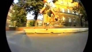 Skateboarding The 90's part 2 Pósfai András