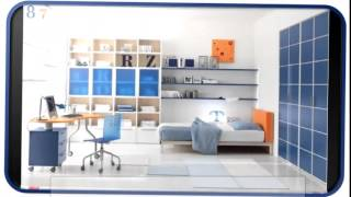 Blue Modern Furnitures Stores
