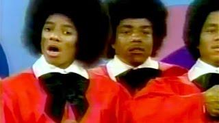 "Jackson 5 - funny gospel skit on ""Cher"" in 1975"