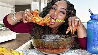 Lobster Boil Mukbang