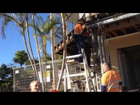 How To - Repair Broken Structural Concrete Column 9 Http://www.bjcon