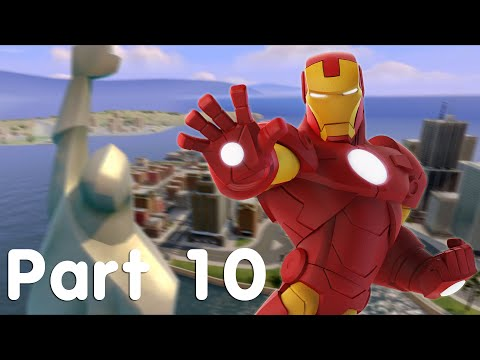 Disney Infinity 2.0 Edition - Spider-Man - Part 10