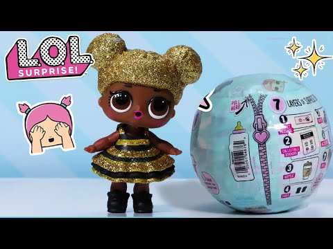 LOL Surprise! | Stop Motion Unboxings: Queen Bee + ???