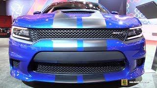 2018 Dodge Charger Hellcat - Exterior and Interior Walkaround - 2017 LA Auto Show