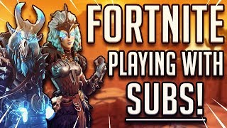 ✅PLAYING WITH SUBS! \\ FORTNITE XBOX LIVE STREAM \\ V BUCKS GIVEAWAY!