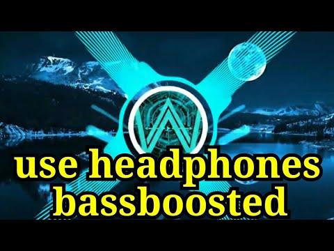 Super bassboosted song,_I'm_An_Albatraoz , abishek w....