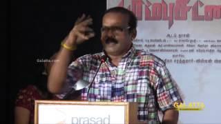Sandamarutham Audio Launch Part 1   Galatta Tamil