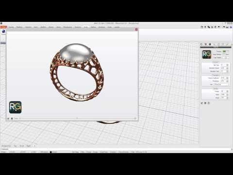 RhinoGold 5.0 -  Web 3D