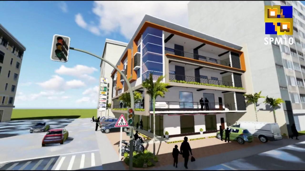 Modern House Design Exterior Two Storey