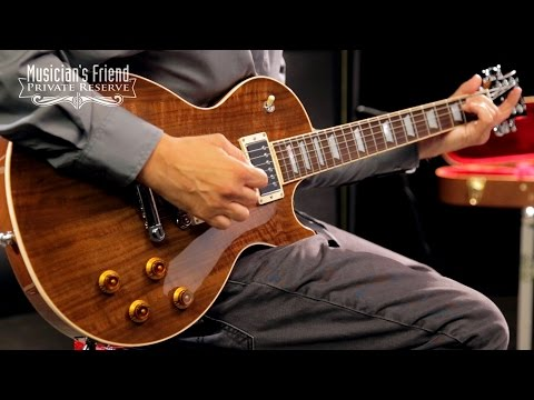 Gibson Limited Edition 2016 Figured Walnut Les Paul Electric Guitar