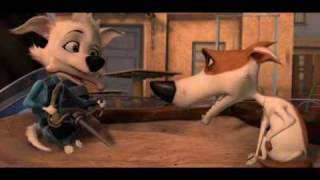 'Space Dogs 3D' Trailer