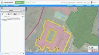 Open Street Map (OSM) - Multipolygon in Potlatch 2 - How to